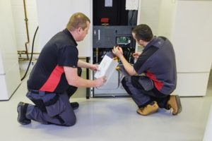 Service My Heat Pump, Ely, Cambridge - System diagnostics.