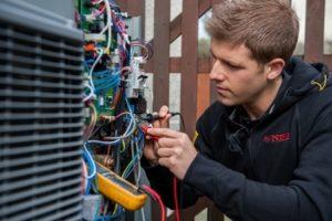 Heat pump testing - Service My Heat Pump, Ely, Cambridge.