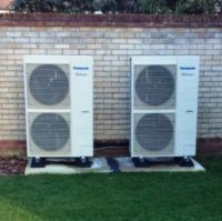 Panasonic Air Source Heat Pump Service, Ely, Cambs