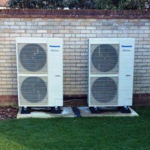 Panasonic Air Source Heat Pump Service, Ely, Cambs