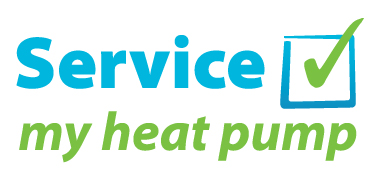 Service My Heat Pump Logo